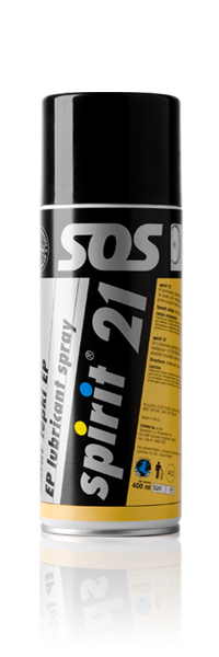 Spirit 21 - spray 400 ml smar lepki ep